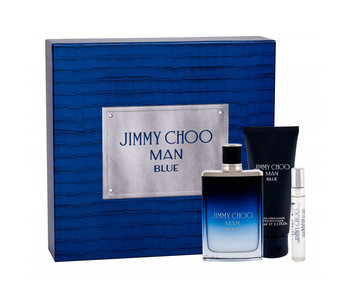 Jimmy Choo Jimmy Choo Man Blue SET EDT 100 ml + EDT 7,5 ml + Aftershave Balm 100 ml