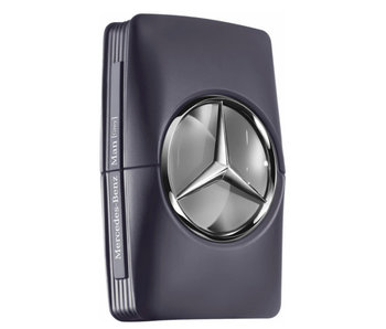 Mercedes-Benz Man Gray