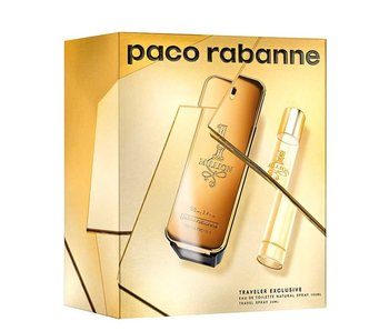 Paco Rabanne 1 Million Gift set EDT 100 ml and EDT 20 ml