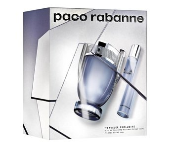 Paco Rabanne Invictus Gift set EDT 100 ml and EDT 20 ml