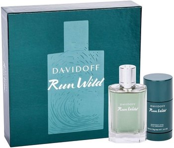 Davidoff Run Wild SET EDT 100 ml + deostick 75 ml