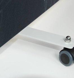 Set mit 4 Rollfüßen - Einzelbestellung