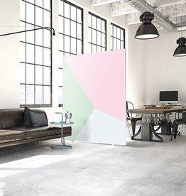 """Akustik Raumteiler, Design """"Sakura"""""""
