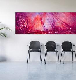 "Akustikbild mit Motiv ""Carina-Nebula"""