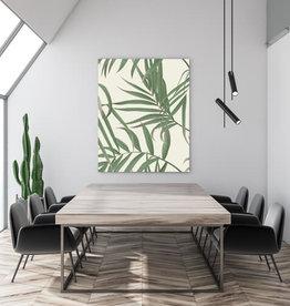 "Akustikbild Design ""Palm"" anpassbar"