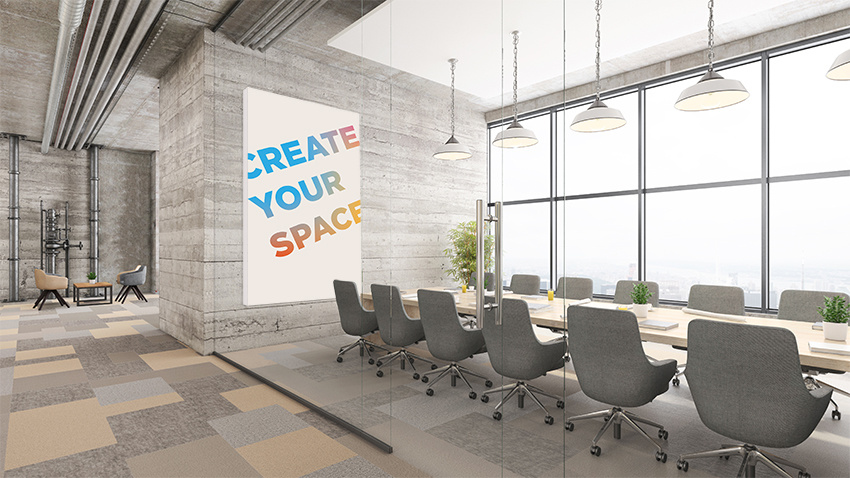 Workshop Create your Space