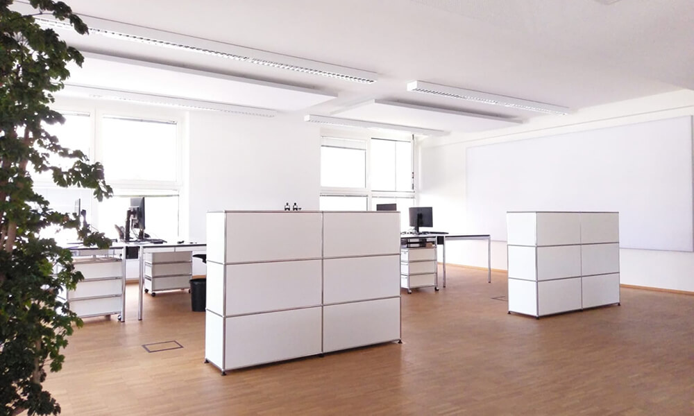Schallschutz Büro