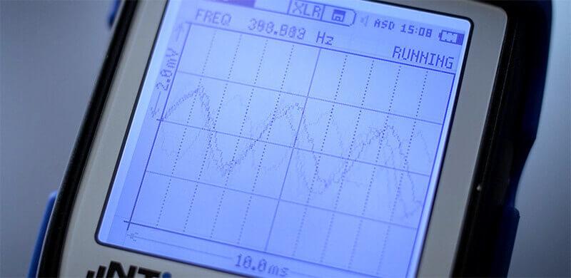 Akustikmessungen vor Ort für optimale Raumakustik
