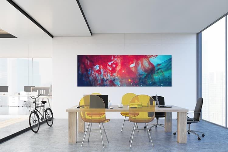 Bürobilder - Empfangsbereiche und Meetingräume gestalten