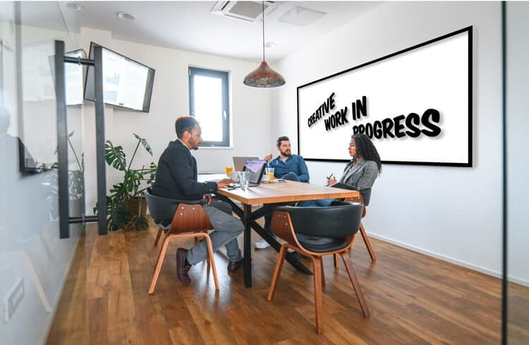 Bürobilder - Büro und Empfangsbereiche gestalten