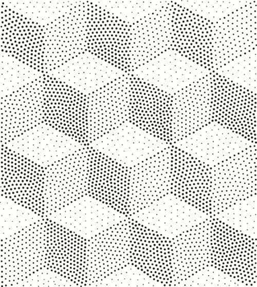 "Akustikbild mit Design ""Cube"" - individualisierbar"