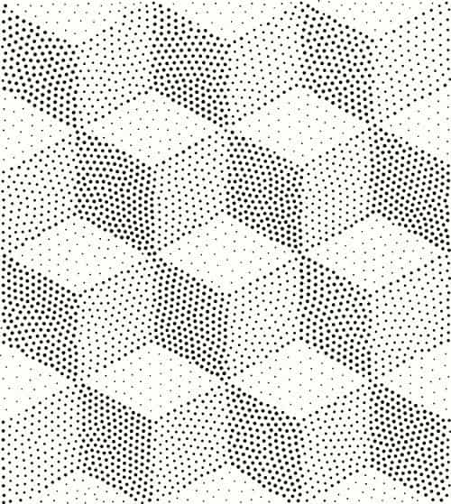 "Akustikbild mit Design ""Cube"""