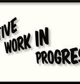 """Creative Work In Progress"" - Wandbilder Innovation"