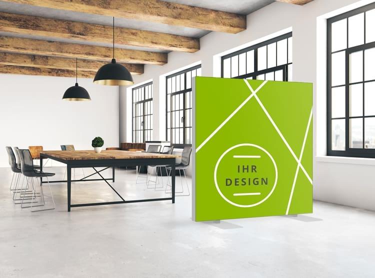Akustik Raumteiler Ihr Design, 140 cm breit