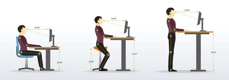 Arbeitsplatz gestalten - Work Life Balance Tipps