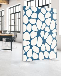 Akustik Raumteiler Büro Design