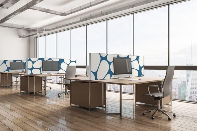 Akustiklösungen - Akustik im Büro verbessern