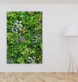"Akustikbild mit Motiv ""Green Nature"""