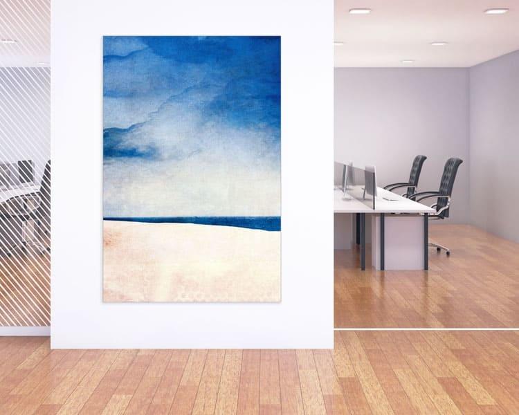Raumgestaltung Büro - Baffeln und Bilder