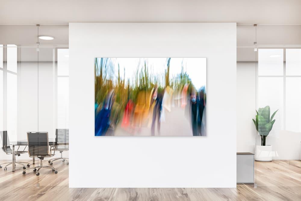 Kunst im Unternehmen: Viel mehr als einfach nur Dekoration