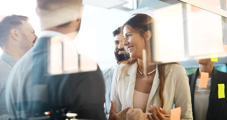 Moderne Bürogestaltung: Unternehmenskultur erlebbar machen
