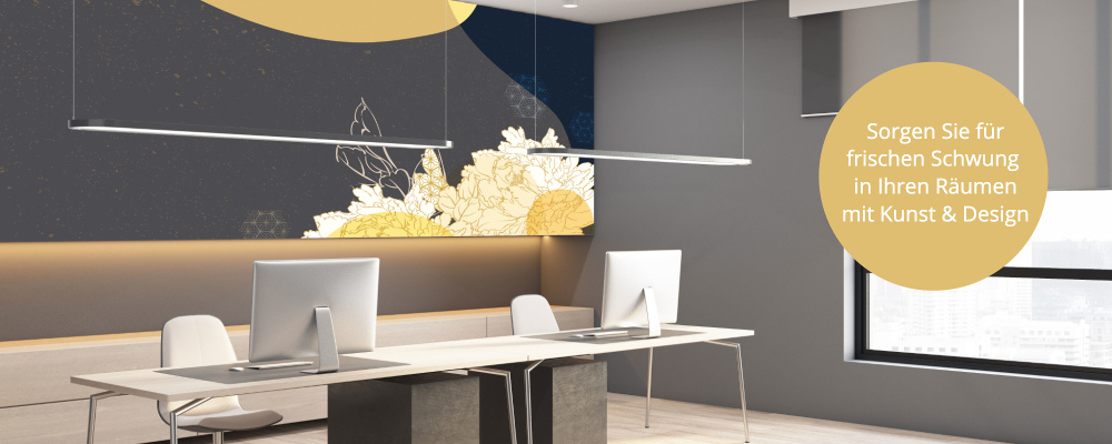 Raumgestaltung Büro