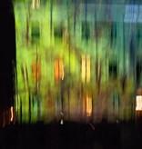 """Leinwand """"House Underwater"""" ohne Dämmung"""