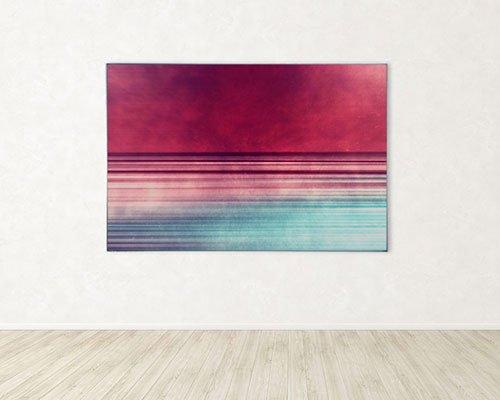 "Akustikbild inkl. Motiv ""Abstract"""