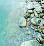 "Akustikbild inkl. Motiv ""Stones"""