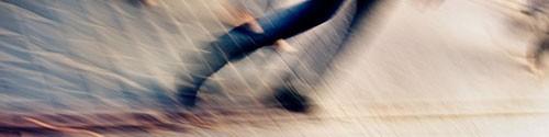"""Akustikbild mit Motiv """"Forward"""" - Panorama-Format"""