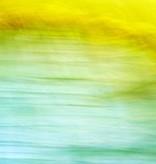"""Akustikbild mit Motiv """"Flow 14"""" - Panorama-Format"""