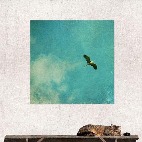 """Akustikbild inkl. Motiv """"Freedom"""""""