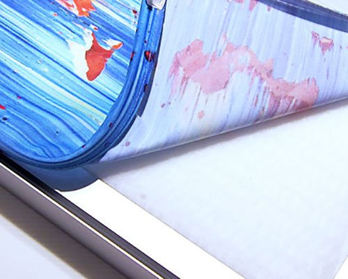 Andruck (Farbproof) ohne Rahmen