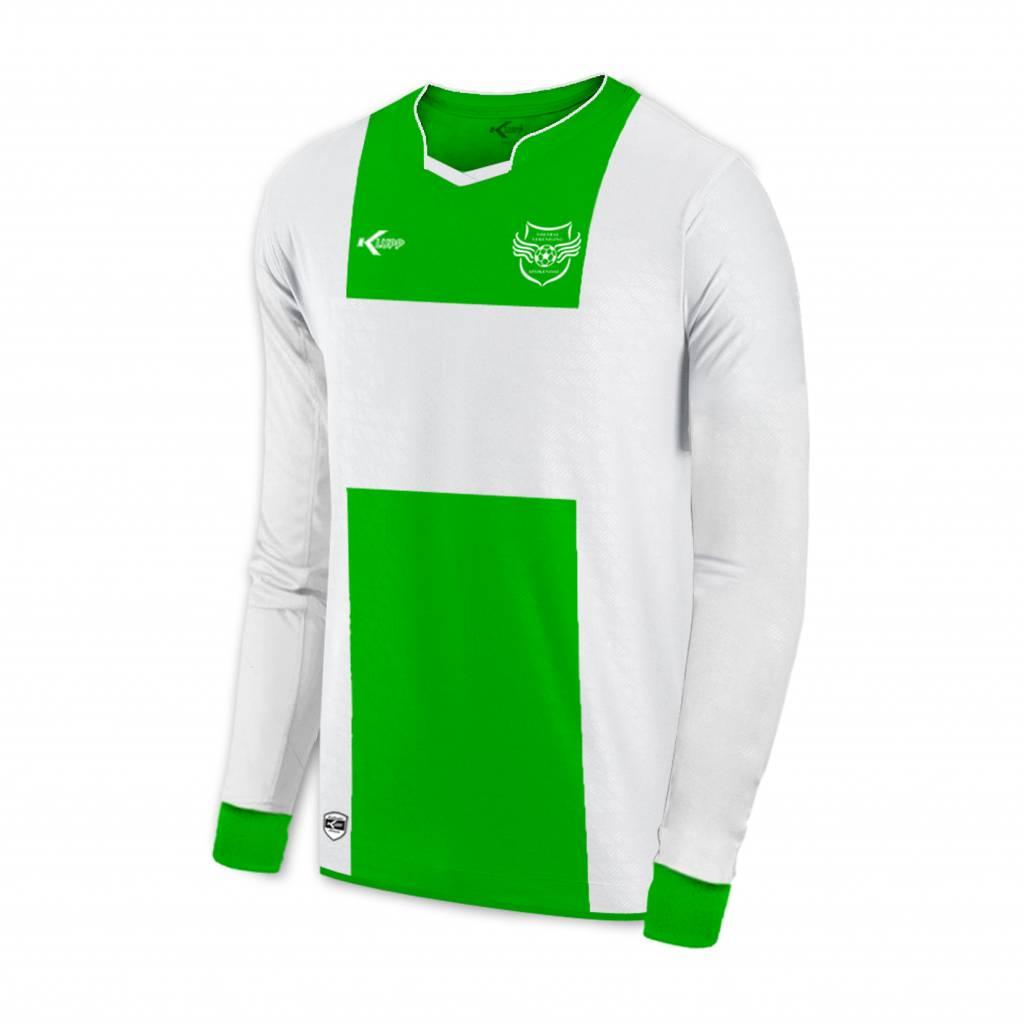 Klupp MAAT v.v. Spijkenisse shirt home (lange mouw)