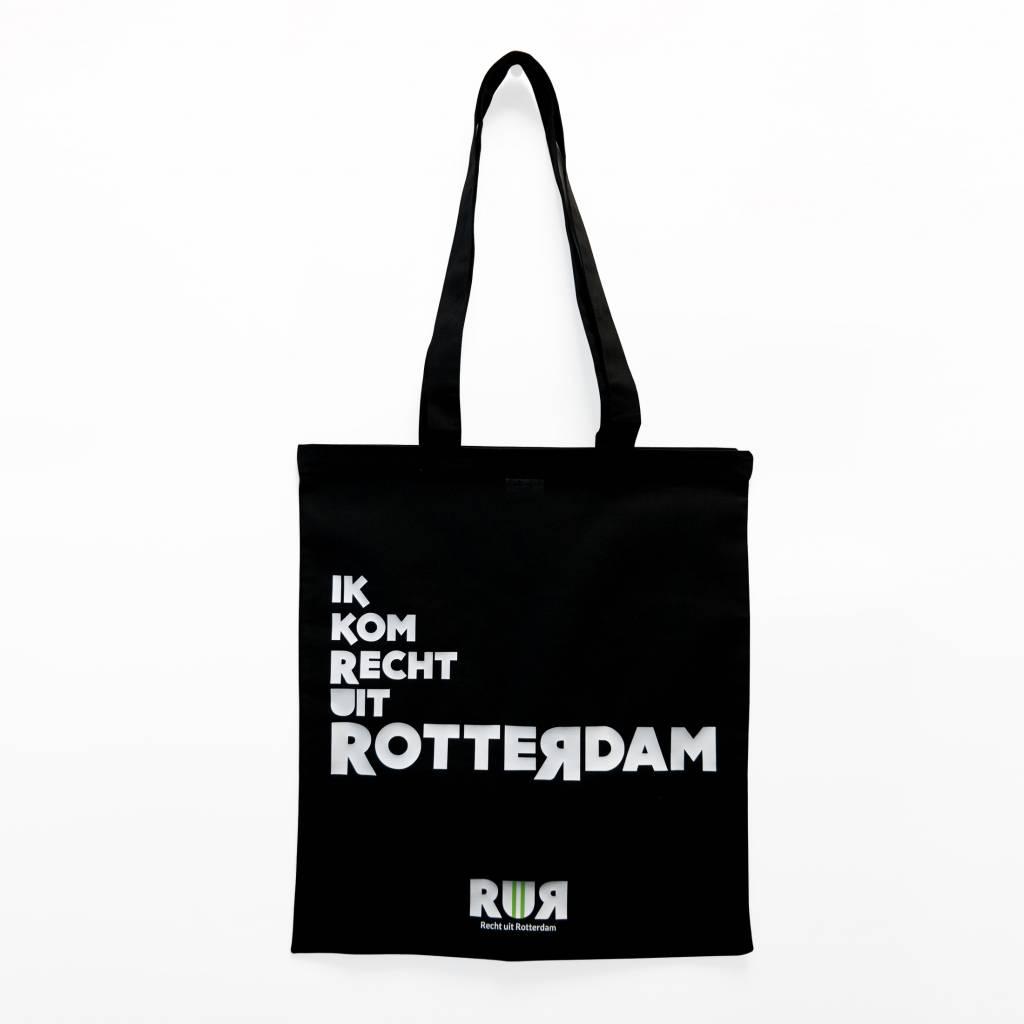 RUR Katoenen draagtas, Recht Uit Rotterdam