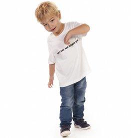 RUR T-Shirt Kids WIT, Ken je dat niet horen dan?