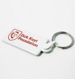 Dirk Kuyt Foundation Sleutelhanger