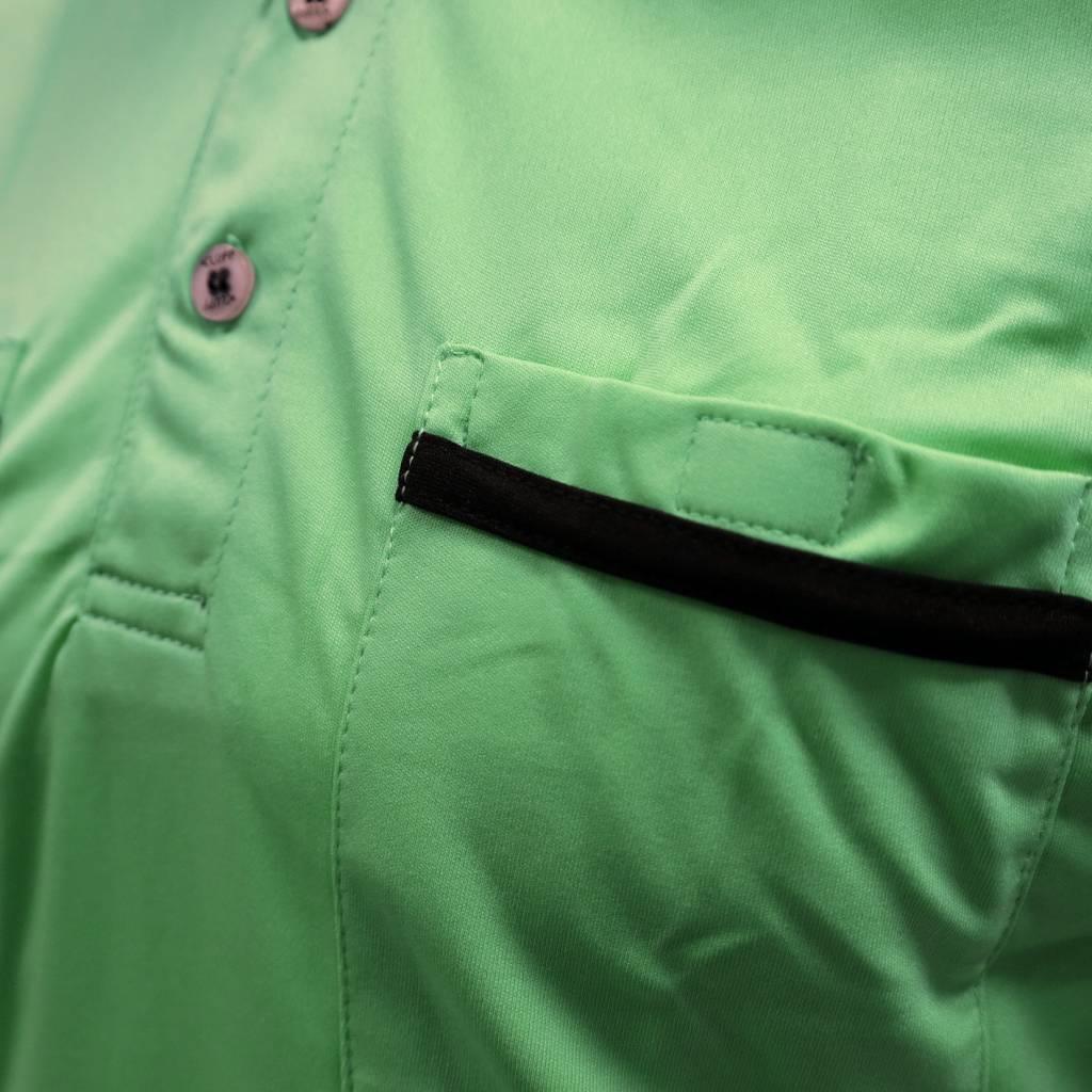 Klupp CAT Scheidsrechter Shirt Groen/Zwart