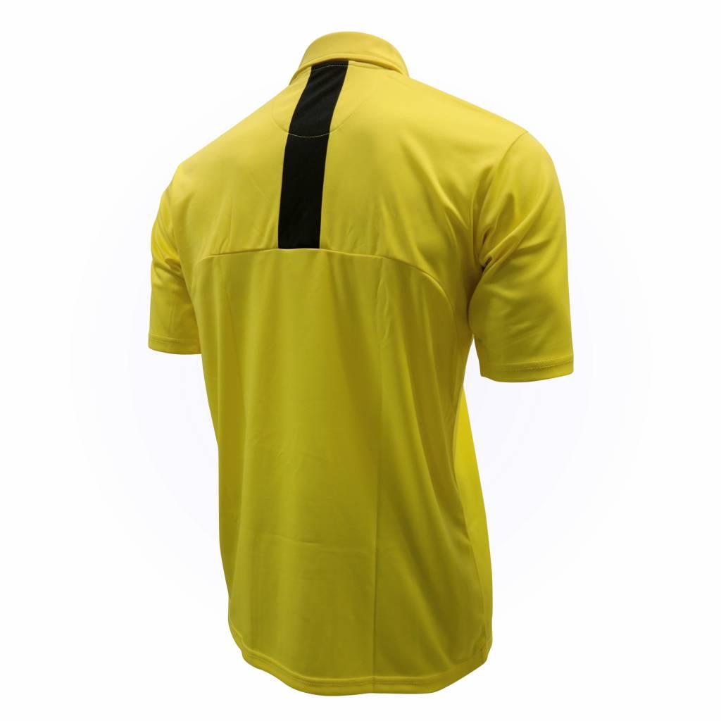 Klupp CAT Scheidsrechter Shirt Geel/Zwart