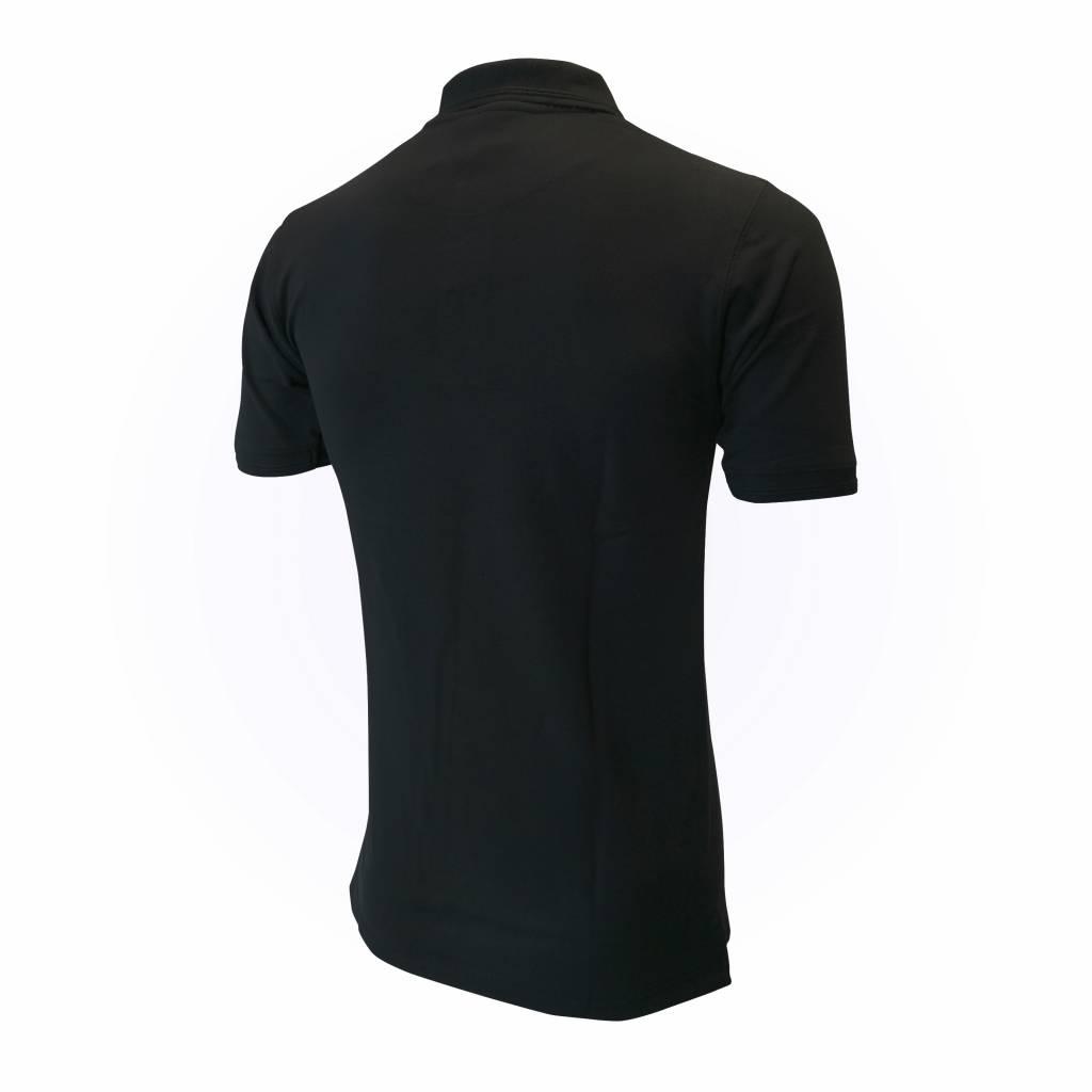 Klupp CAT Polo Casual, zwart