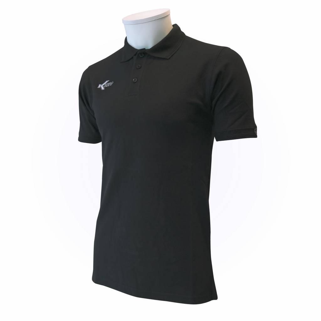 Polo Casual, zwart