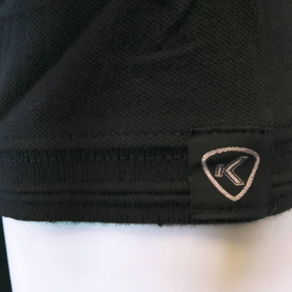 Klupp CAT Polo Casual Shield, Zwart