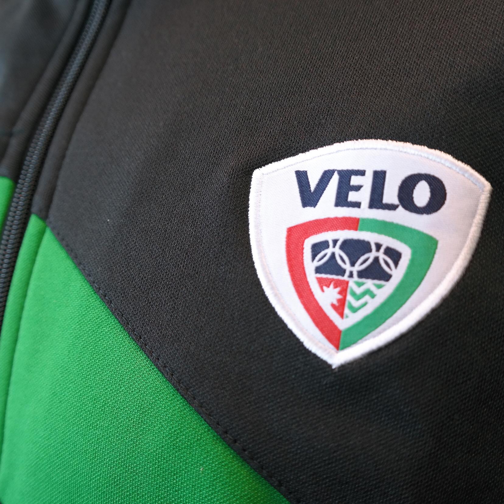 Velo Jack Jeugd, Zwart/Groen