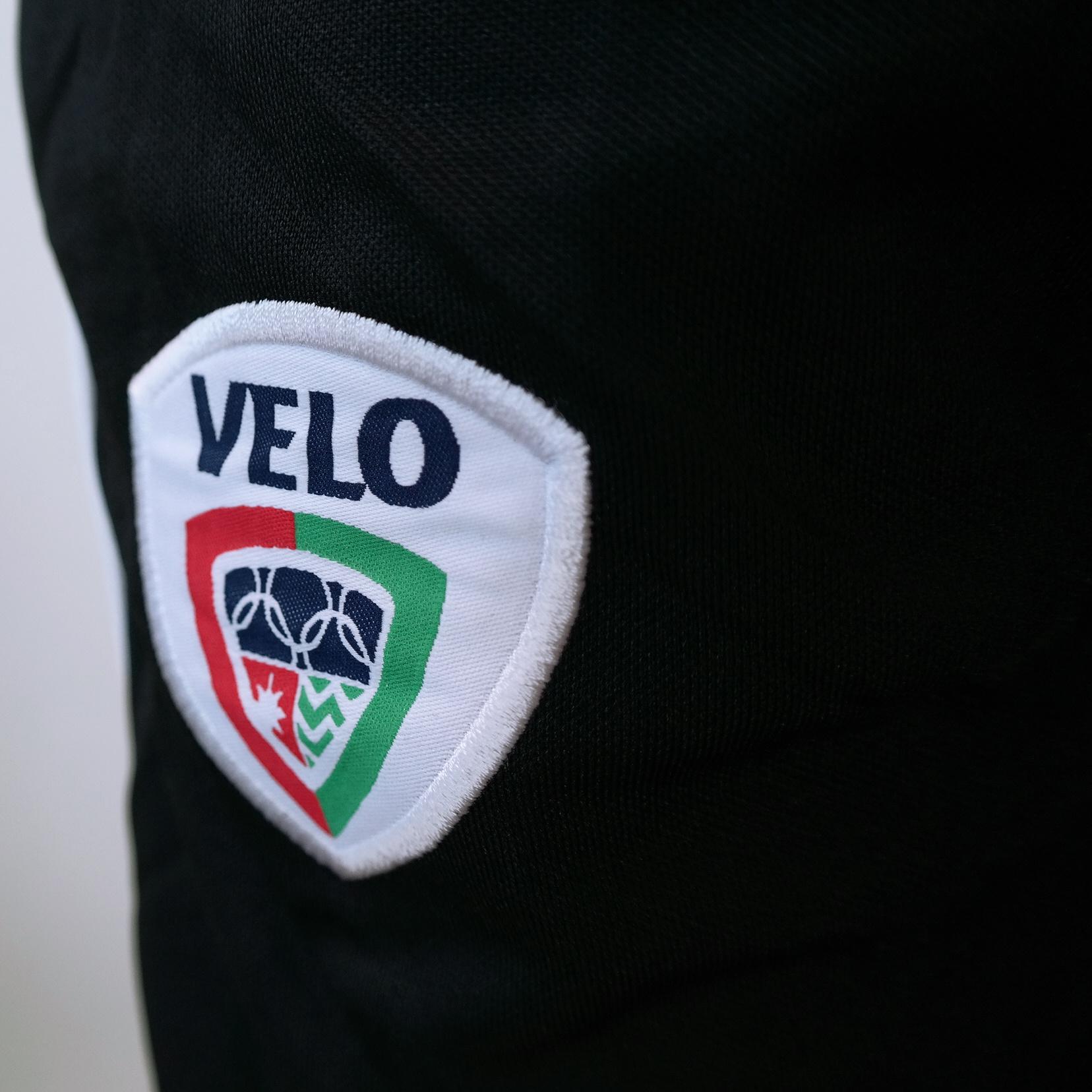 Velo Broek, Zwart/Groen