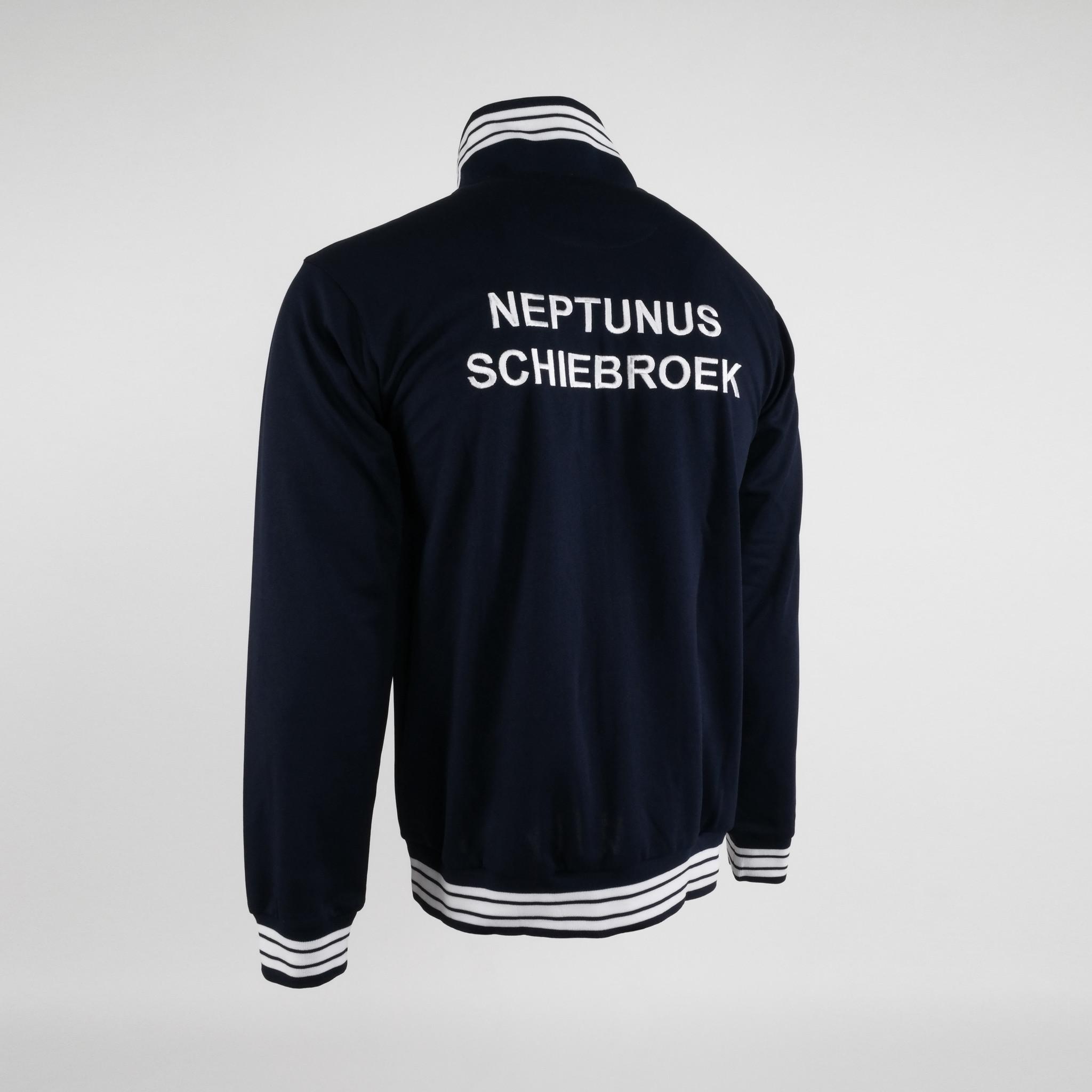 Neptunus retrojack, Navy