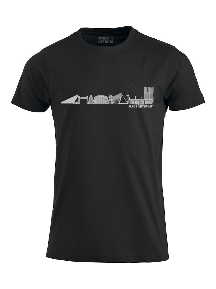 Rotterdam Skyline Heren T-Shirt