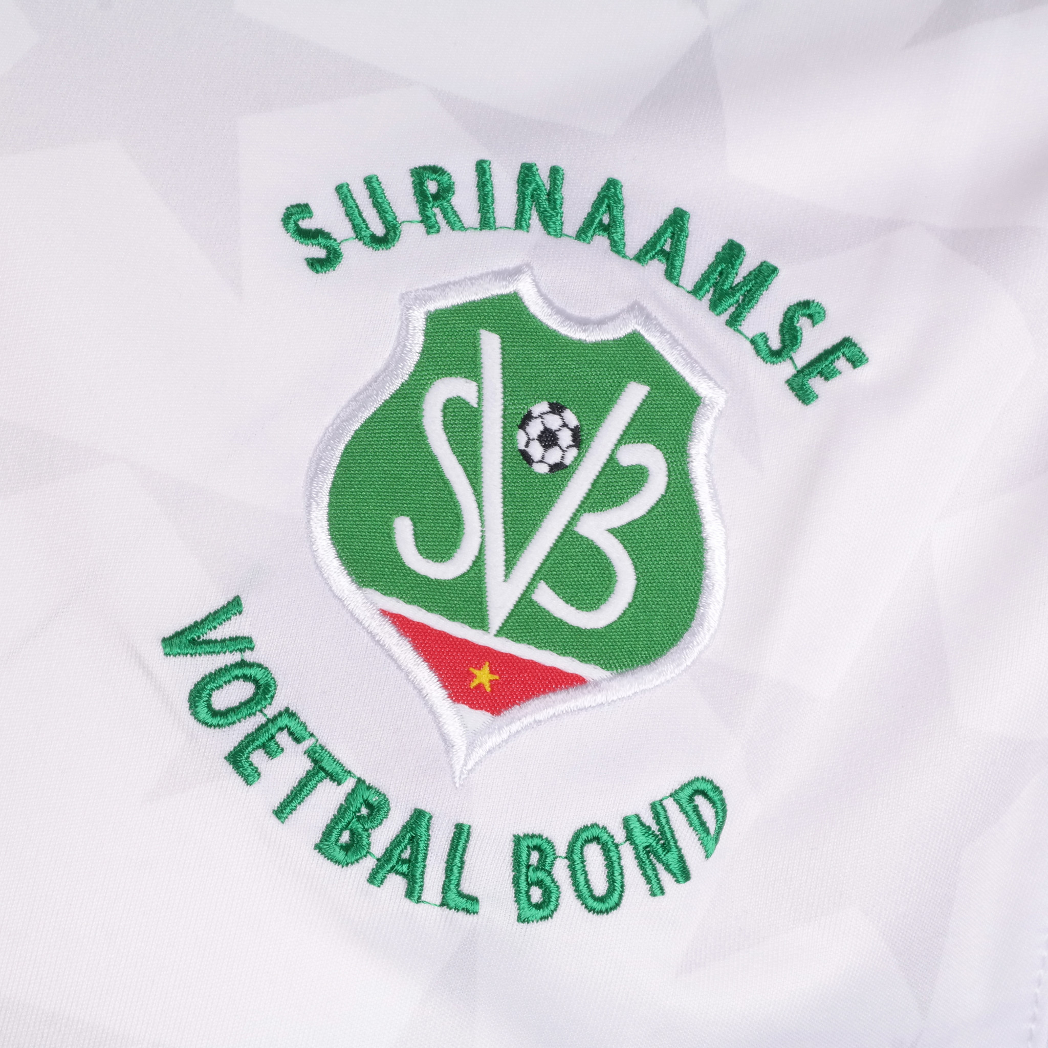 Suriname Home Jersey