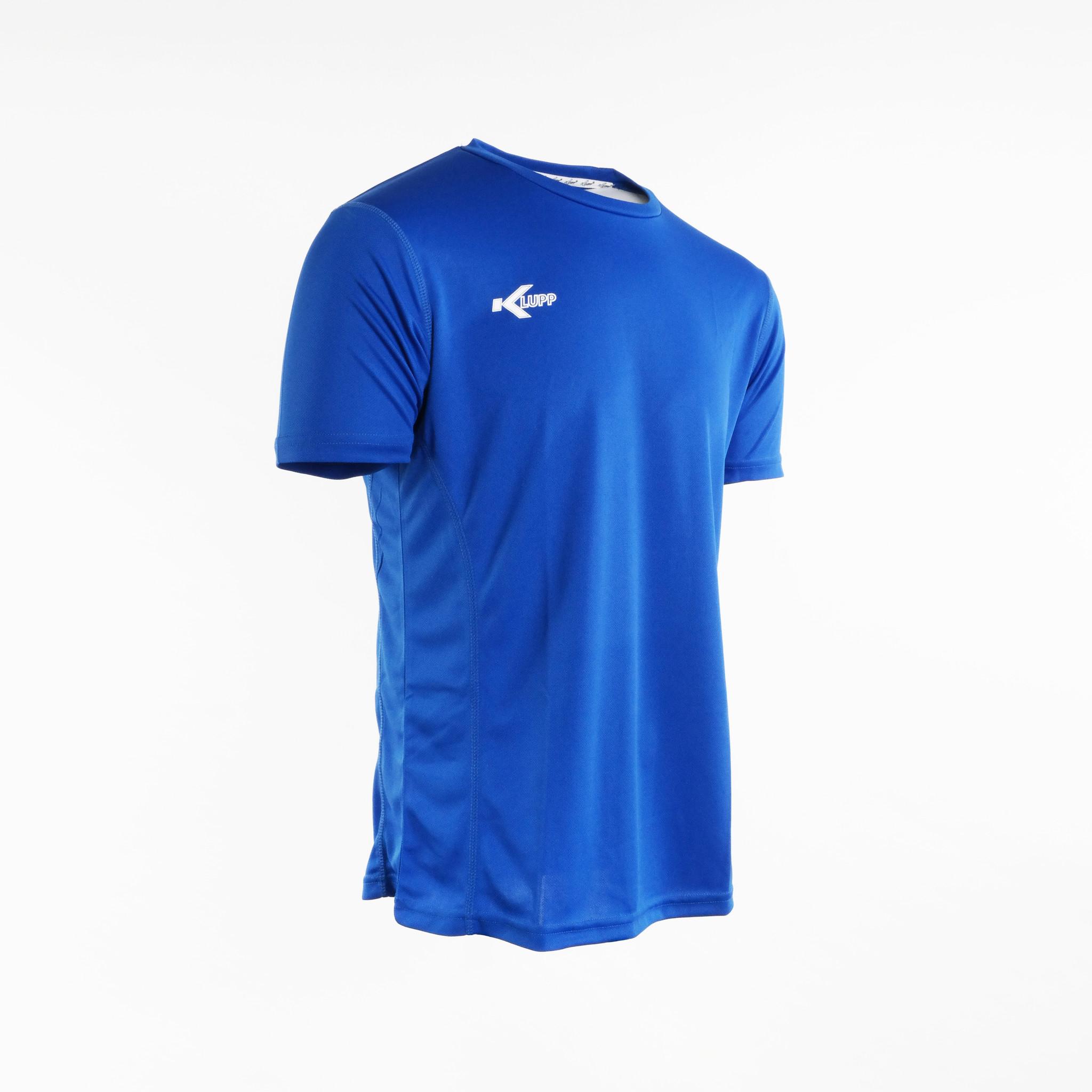 Klupp Original Shirt - Royal Blauw