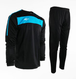 Klupp CAT Training pak Neon-Lijn, Zwart/Blauw