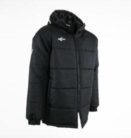 Winterjas, Zwart
